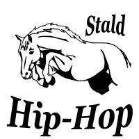 Stald Hip-Hop logo - hest der springer